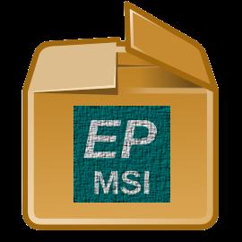EasyPackager MSI